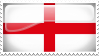England Stamp by l8