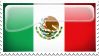Mexico Stamp by l8