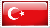 Turkey Stamp by l8