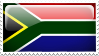 South Africa Stamp by l8