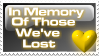 In Memory by l8