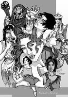 Kushiel's Avatar by sanya