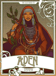 Silk Road: Yemen by sanya
