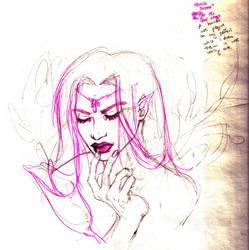 PE Sketchbook Exchange 05 by sanya