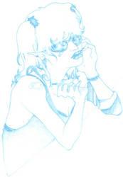 PE Sketchbook Exchange 34 by sanya