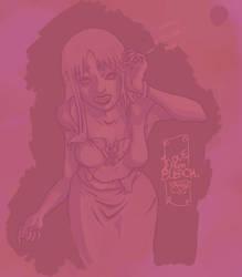 Inoue of Bleach by sanya