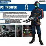 PSI Trooper|Damnation by Pino44io