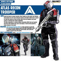 Atlas Recon Trooper|CoD Advanced Warfare by Pino44io