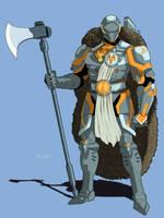 Viking   Commission by Pino44io