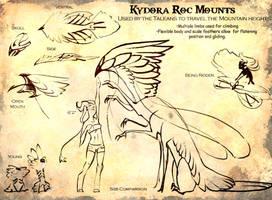 Kydora Roc by XiroMyth