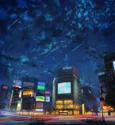Shibuya-ward by PJYNico
