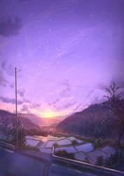 Ricefields by PJYNico