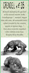 Grendel by snuurg