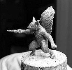 Wyrdworld woodlander by snuurg