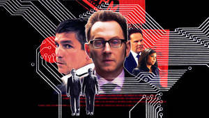 Person of Interest Wallpaper by wandering-paperheart