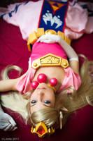 Zelda by akuriko