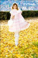 autumn walk by Micerbe
