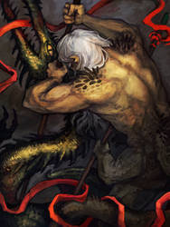 Dragonslayer by Kampfkewob