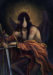 Aspell - Uncrowned King by Kampfkewob