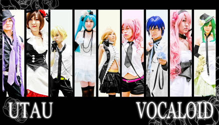 UTAU x Vocaloid - Haruma HD by KeiTsubasa