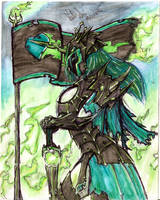 Chrysalis Warlord by thanatos1988