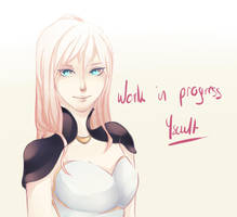 Yseult - WIP by Lucuni