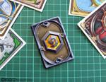 Hearthstone card back - Legend #5 by MonkeysToybox