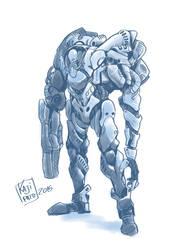 bionics clothing by kajipato