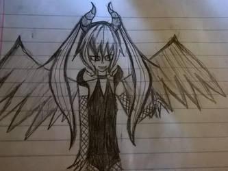 Demon~ by Bella-the-emo-kid