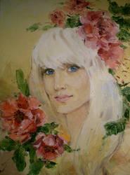portrait 102 by Konnova