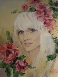 portrait 102,2 by Konnova