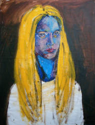 portrait 109 by Konnova