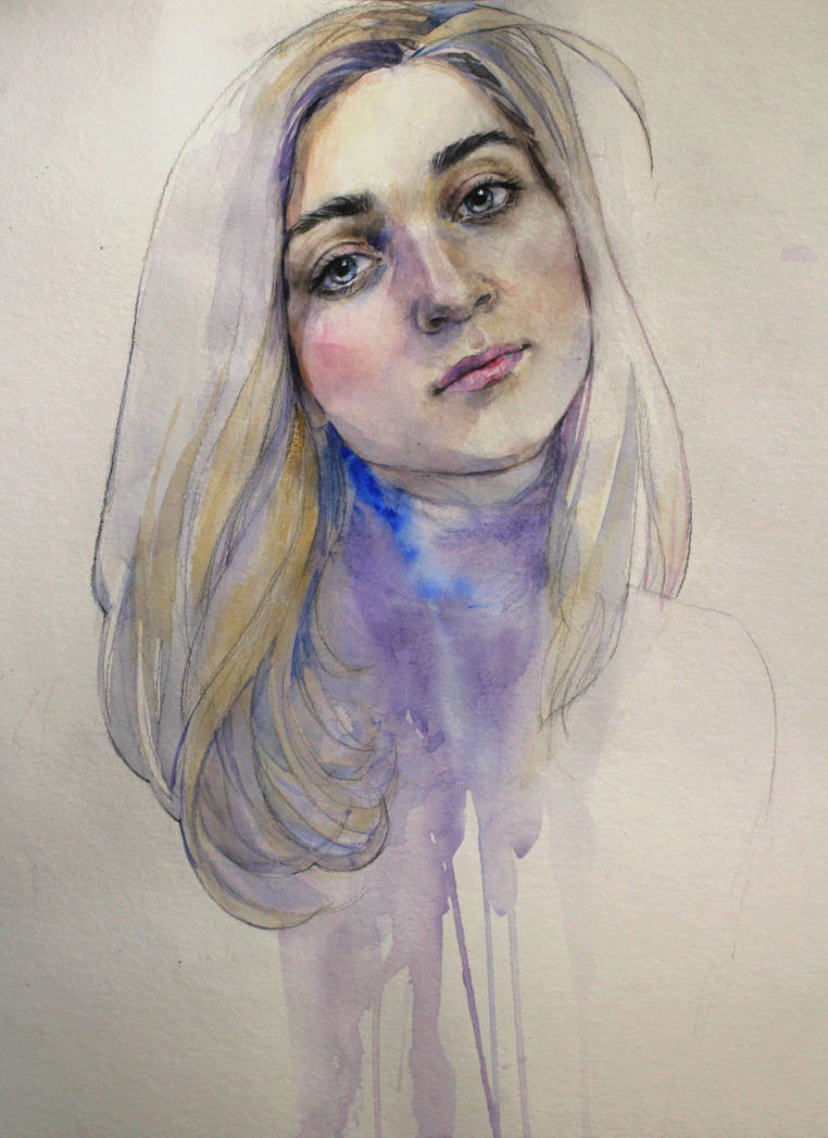 Portrait 87 by Konnova