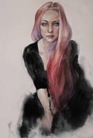 Portrait 88 by Konnova