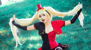 Harley Quinn (steampunk ver.) by Anastasia-Komori
