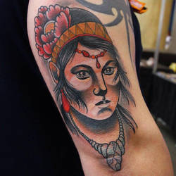 Hammersmithtattoo custom tattoo london alex ne by HammersmithTattoo