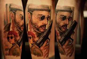 Ivan Bor Hammersmith Tattoo by HammersmithTattoo
