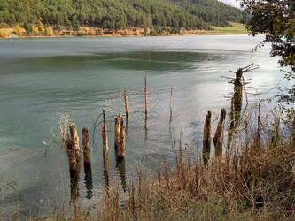 Doxa lake by ritsasavvidou