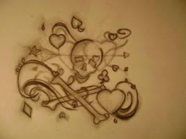 Tattoo by AnabelleWolf