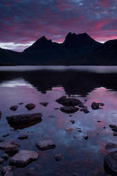 Cradle Mountain by Changas