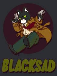 Blacksad by StressedJenny