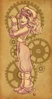 Miss Alice Kennet by StressedJenny