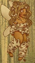 Birch Fairy by StressedJenny