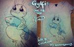 Gylfi T-shirt by StressedJenny
