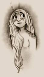 Oula Glance by StressedJenny