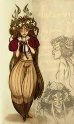Dressing for Diana by StressedJenny