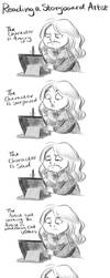 How to read a Storyboard artist. by StressedJenny