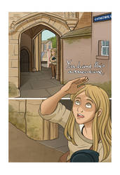 Mias and Elle Prologue: Page 09 by StressedJenny