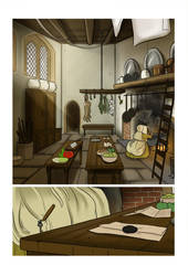 Mias and Elle Chapter4 pg01 by StressedJenny