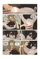 Mias and Elle Chapter 5 pg 5 by StressedJenny